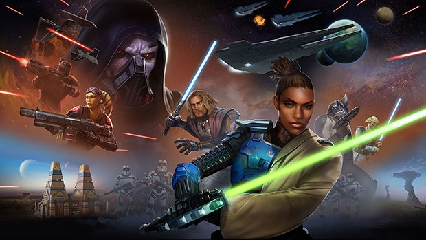 Релиз обновления Onslaught для Star Wars: The Old Republic отложили