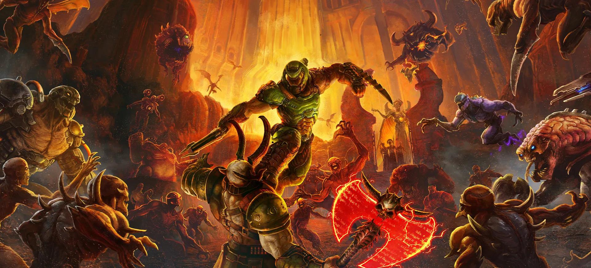 Bethesda объяснила, как игроки смогут обновить DOOM Eternal для новых консолей