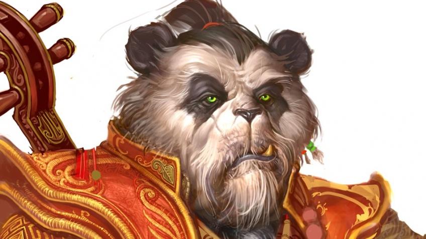 Кунг-фу Панда в World of Warcraft