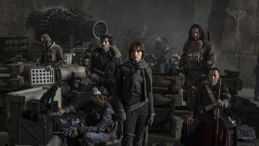 В сериале-приквеле «Изгоя-один» появятся герои, которым не хватило места в фильмах