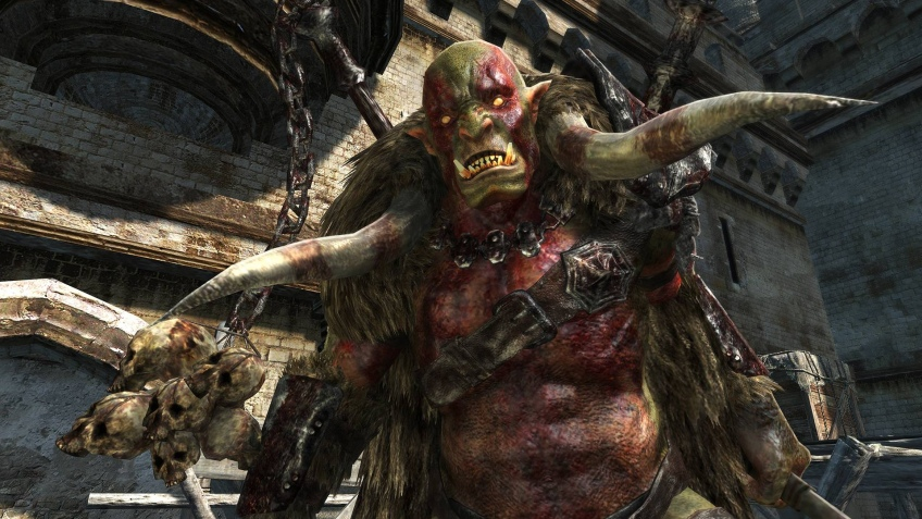 Capcom показала новые скриншоты Dragon's Dogma Online