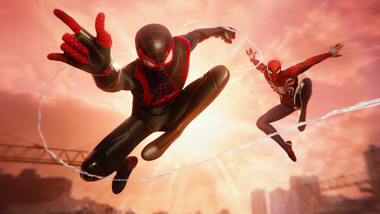 Утекло видео с запуском «Человека-паука» на PS5 — до геймплея всего15 секунд
