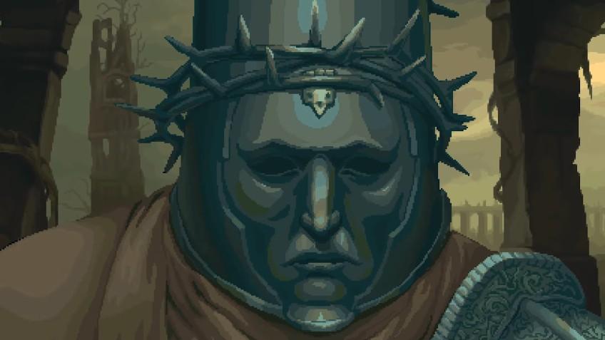 Трейлер к выходу Blasphemous — экшен-платформера в стилистике Bloodborne