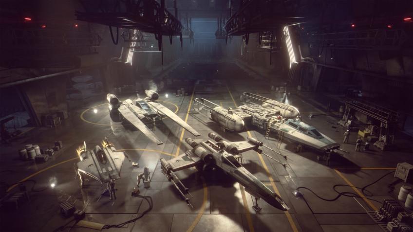 Авторы Star Wars: Squadrons работают над несколькими неанонсированными играми