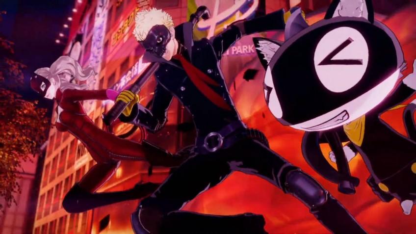 Новый трейлер Persona5 Scramble: The Phantom Strikers посвятили Черепу