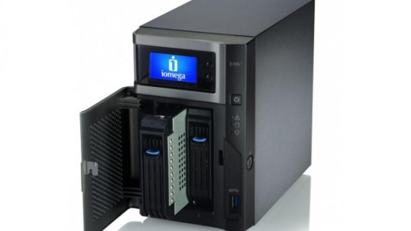 Iomega представила сетевые хранилища StorCenter