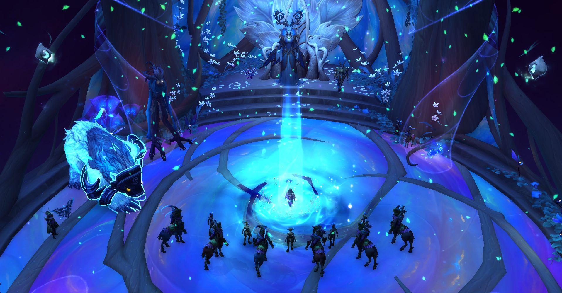 В World of Warcraft: Shadowlands вернут очки доблести