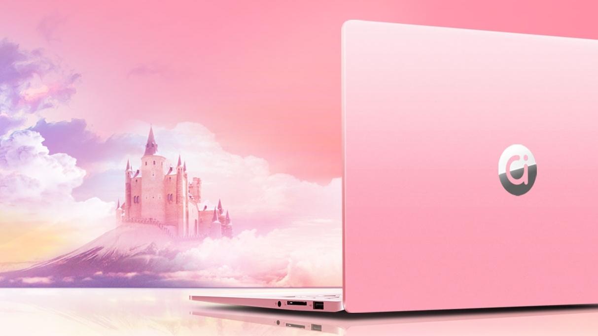 Ноутбук Asus Adolbook14 получил градиентную окраску