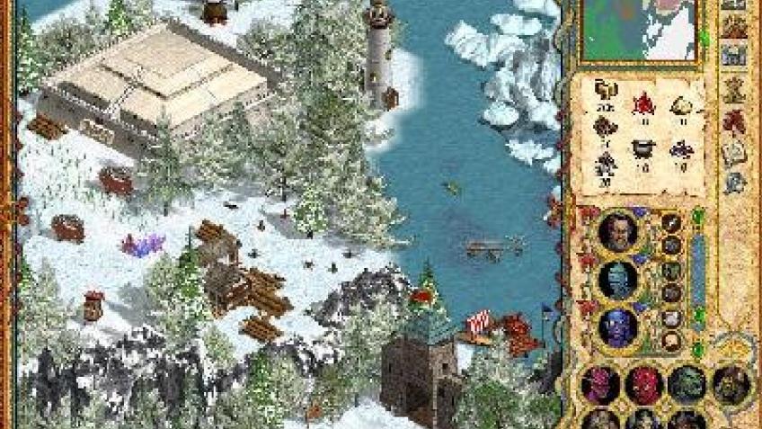 Heroes of Might & Magic IV задерживается