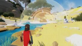 В сети появился тридцатиминутный геймплейный ролик Rime