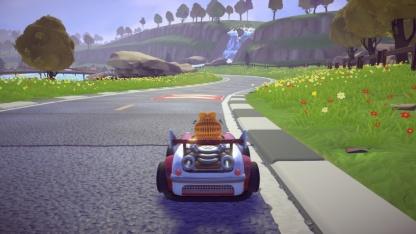 Garfield Kart: Furious Racing выйдет уже в ноябре этого года