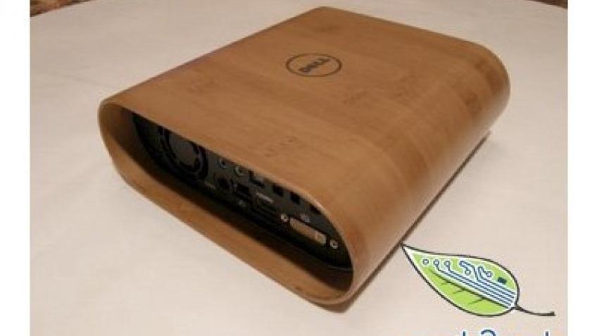 Бамбуковый компьютер