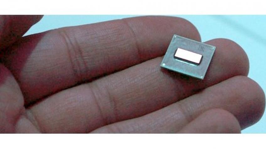 Intel Atom – официально