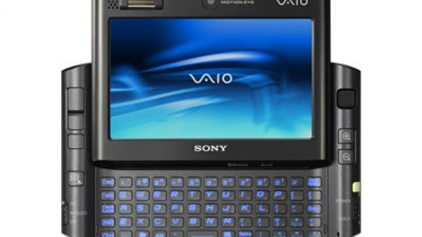 Сверхдорогой UMPC от Sony