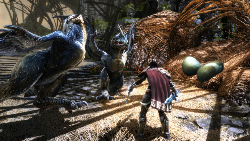 Вышел второй геймплейный ролик Kingdoms of Amalur: Re-Reckoning