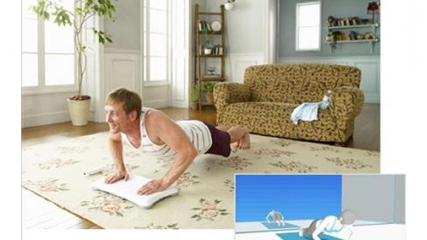 Wii Fit используют в медицине