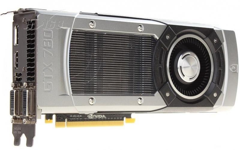Первые результаты тестов NVIDIA GeForce GTX 780