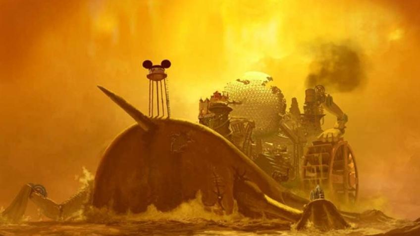 Epic Mickey для фанатов Deus Ex