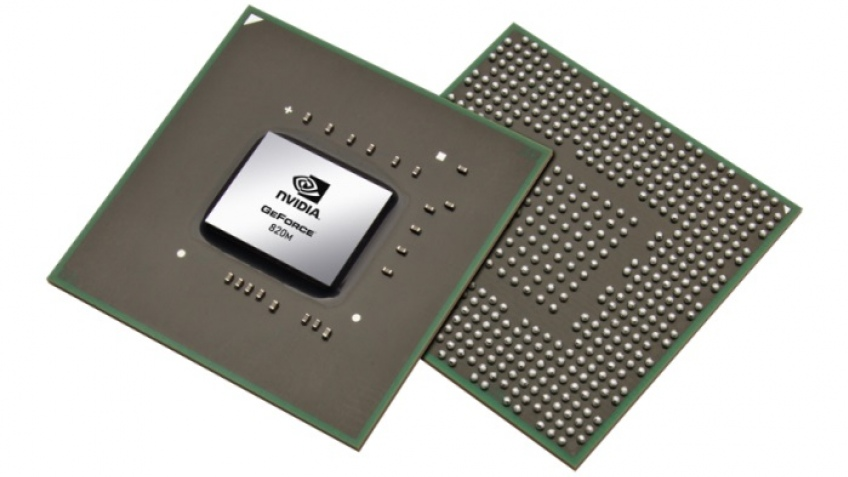 Подробности о мобильной графике GeForce 820M