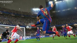 Новый трейлер PES 2017 посвятили клубу «Барселона»