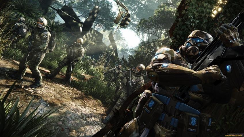 В PC-версии Crysis3 расширенные настройки графики будут доступны изначально