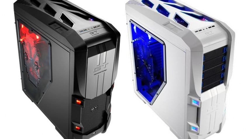AeroCool выпустила Full Tower GT-S Black Edition
