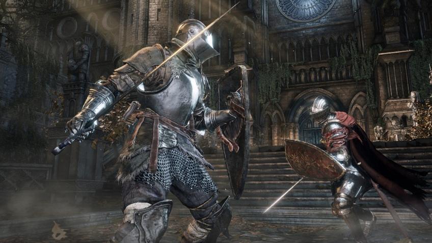 Dark Souls3 дополнят этой осенью