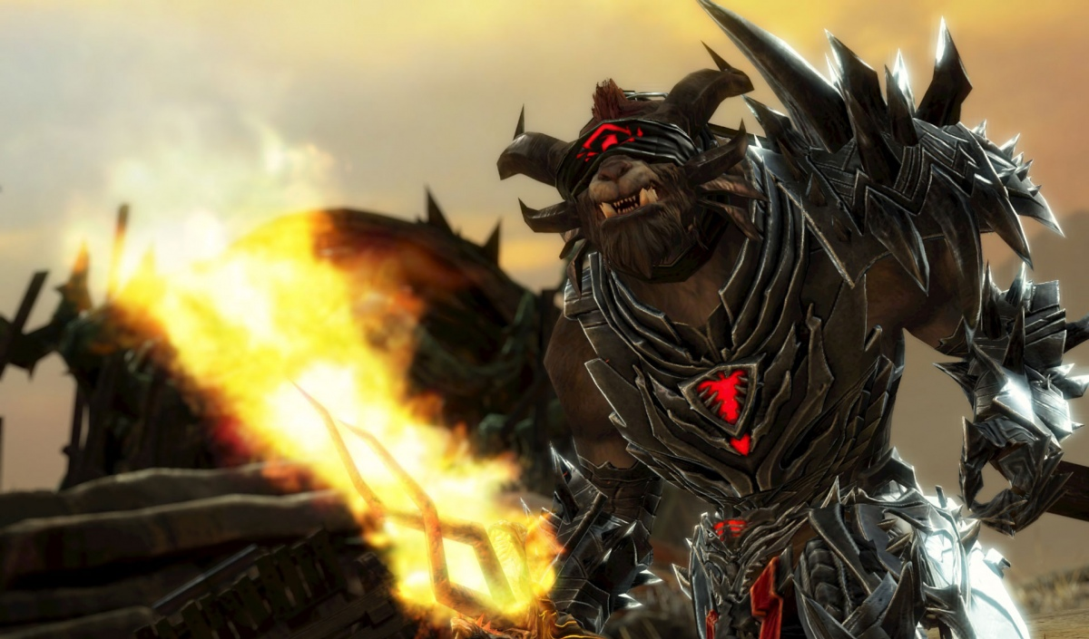 Создатели Guild Wars 2 показали релизный трейлер дополнения Heart of Thorns