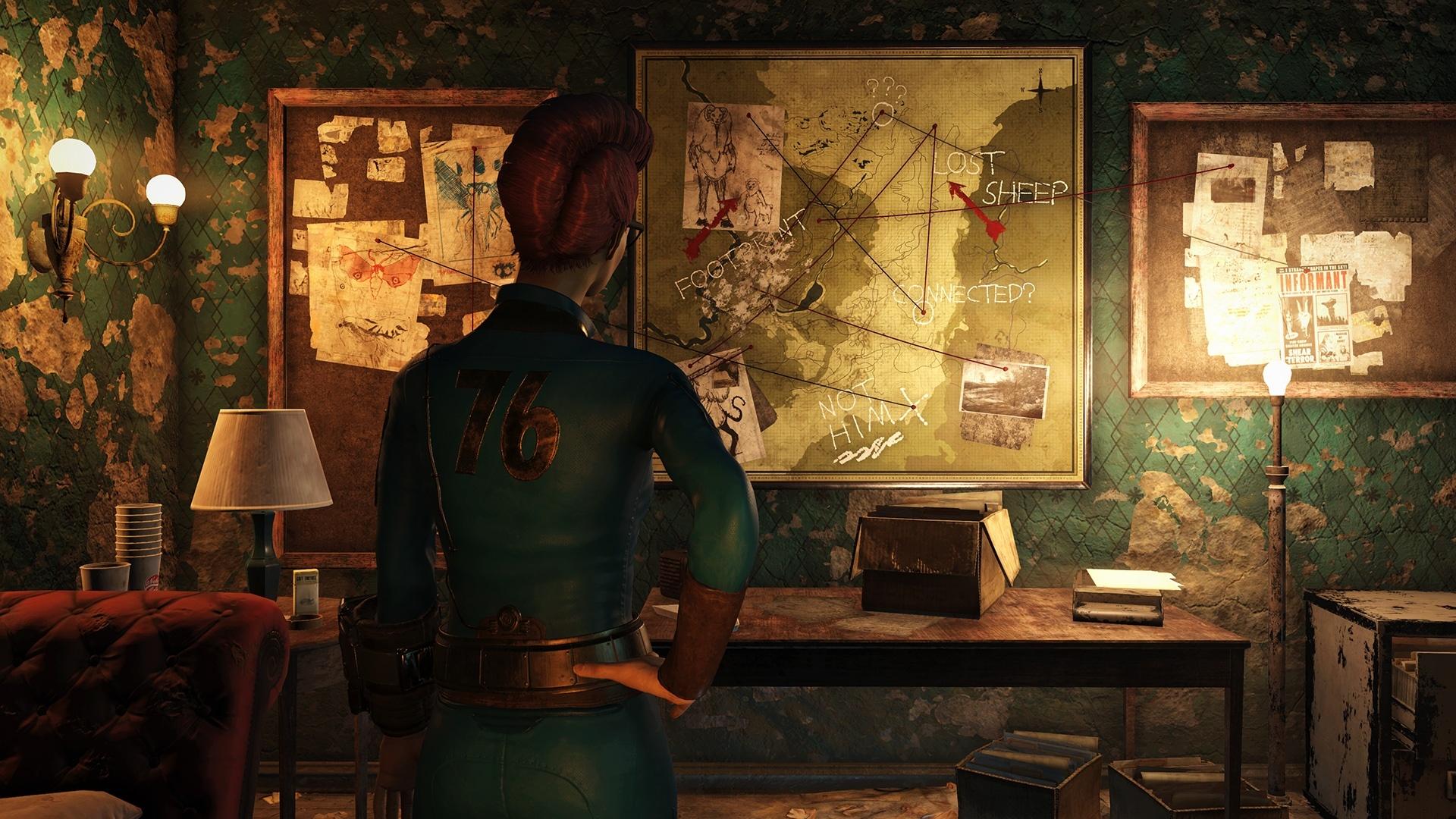 Bethesda была удивлена, что игроки Fallout76 не интересуются PvP