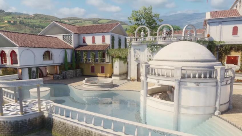 Авторы Call of Duty: Black Ops3 показали мультиплеерную карту-виллу