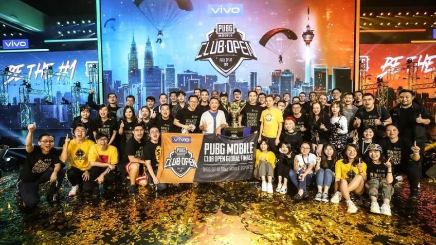 В Куала-Лумпуре отгремел киберспортивный турнир PUBG MOBILE Club Open 2019