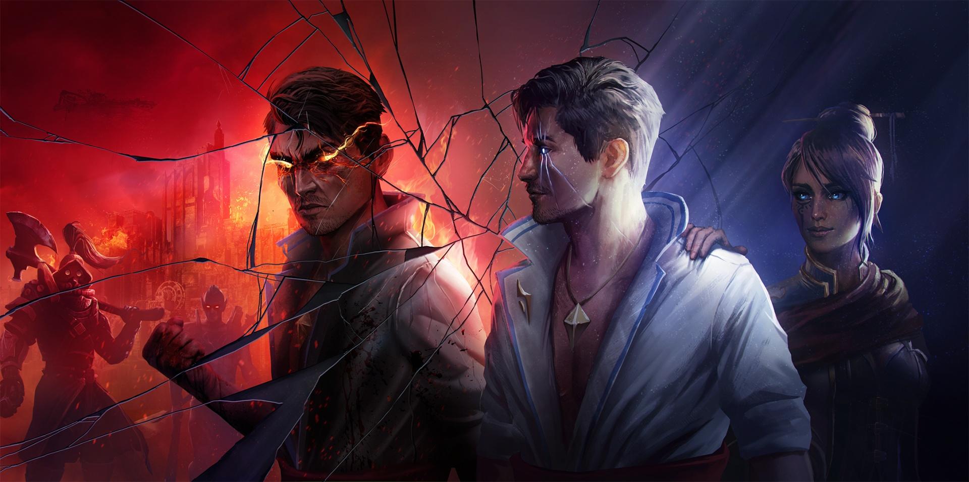 Авторы Tower of Time анонсировали стимпанковую ролевую игру Dark Envoy