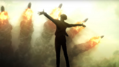Заключительная часть «Атаки на титанов» начнёт выходить 9 января