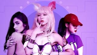 Сервис E-girls позволяет нанять девушку для совместной игры