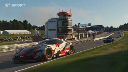 Олимпийские игры по Gran Turismo Sport начнутся16 июня — детали