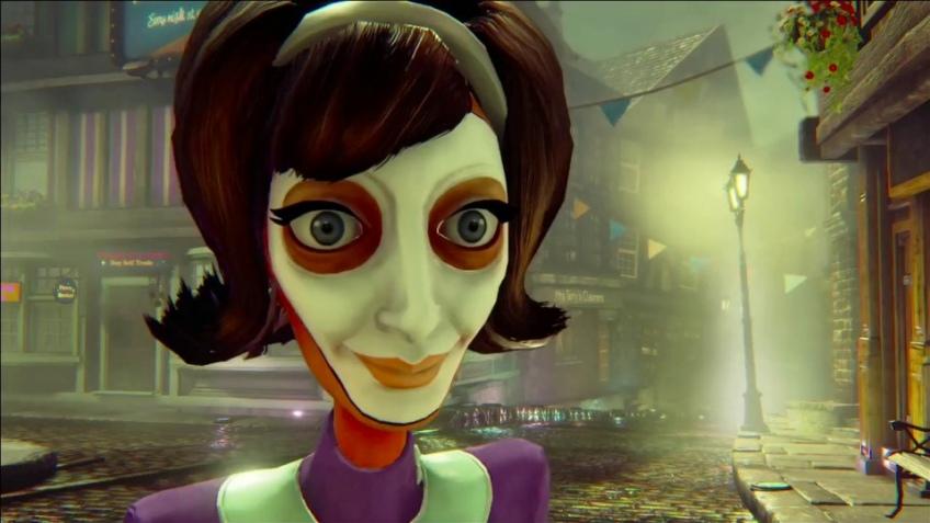 Создатели We Happy Few опубликовали геймплейный ролик