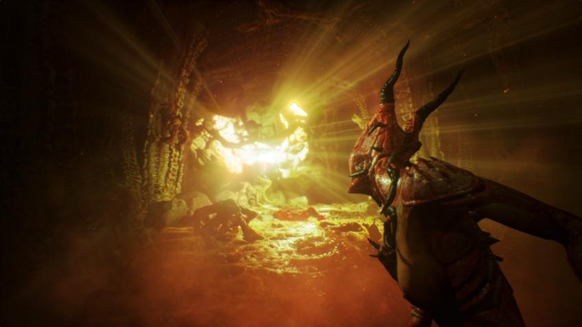 Черти и много крови: Madmind Studio показала игровой процесс хоррора Agony