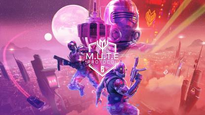 В футуристичном событии Rainbow Six Siege игроки смогут телепортироваться