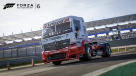 Игроки Forza Motorsport6 могут прокатиться на спортивном грузовике