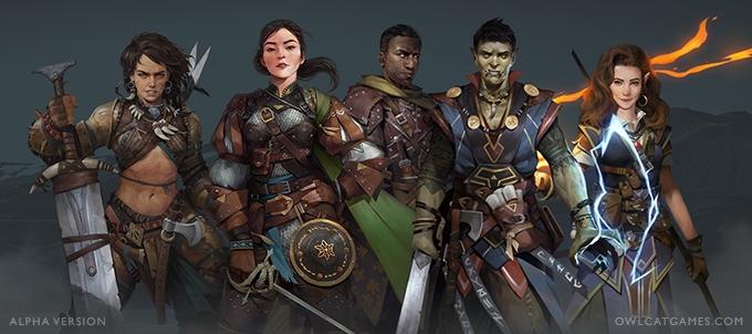 Крис Авеллон и Owlcat Games вынесли на Kickstarter ролевую игру Pathfinder: Kingmaker