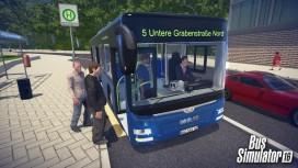 Состоялся релиз Bus Simulator 16 на PC
