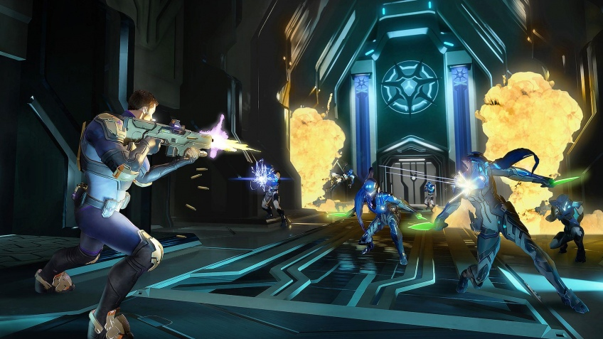 Авторы Saints Row показали геймплей своей новой игры — Agents of Mayhem