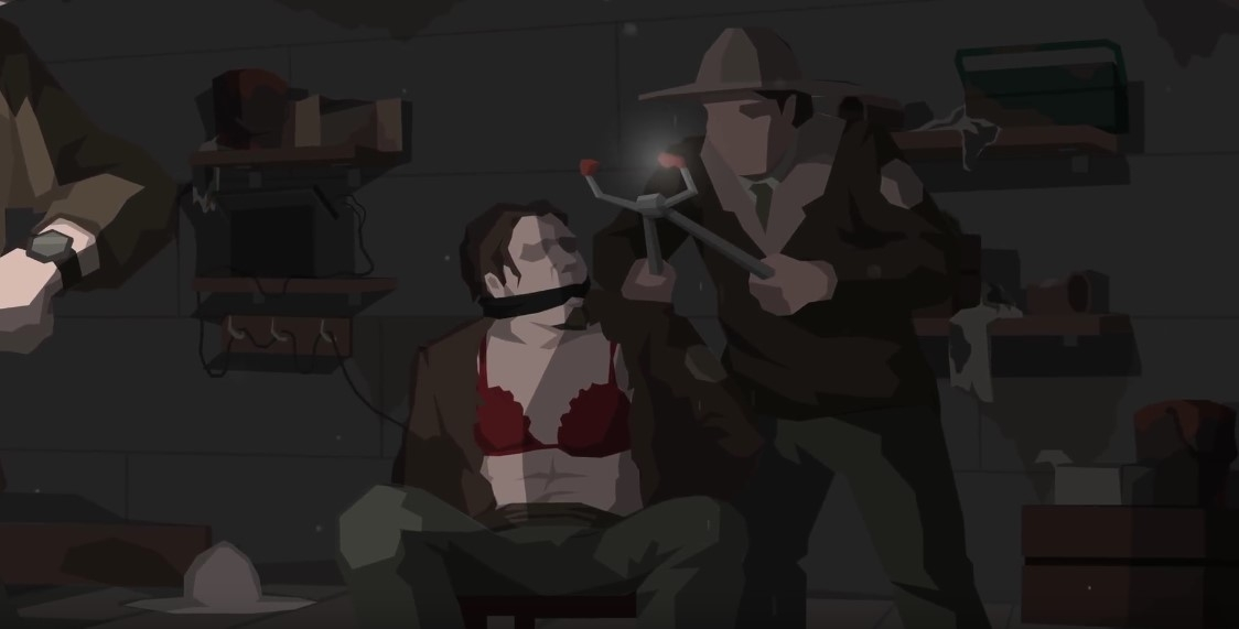 Мрачная жизнь Шарпвуда в новом трейлере This Is the Police2