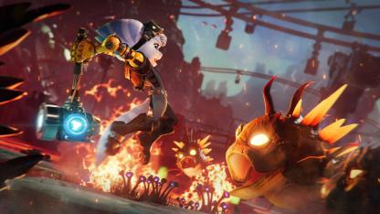 Ratchet & Clank: Rift Apart снова на первой строчке чарта розницы Великобритании