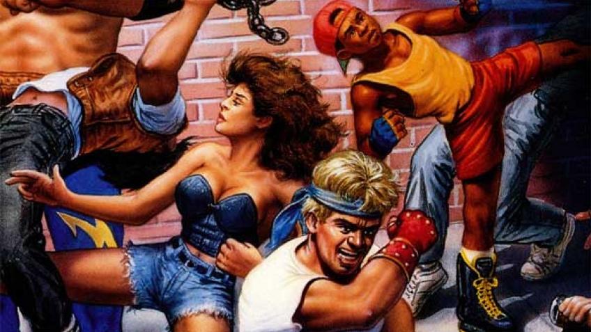 Создатели Crackdown работали над ремейком Streets of Rage