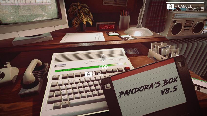 Симулятор ретро-компьютера Commander '85 выходит 30 сентября