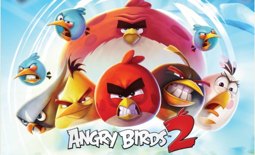 Rovio анонсировала Angry Birds2 (обновлено)