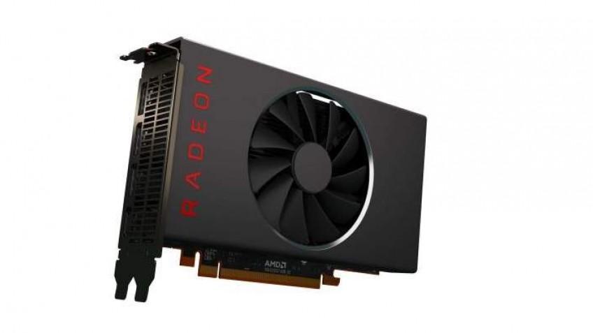 Видеокарта AMD RX 5500 выйдет в трёх разных вариантах