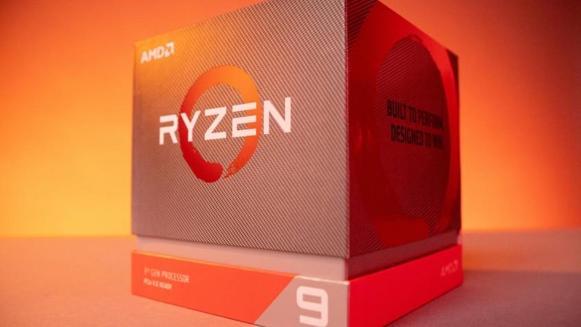 AMD Ryzen9 3900XT можно будет разогнать до4,8 ГГц