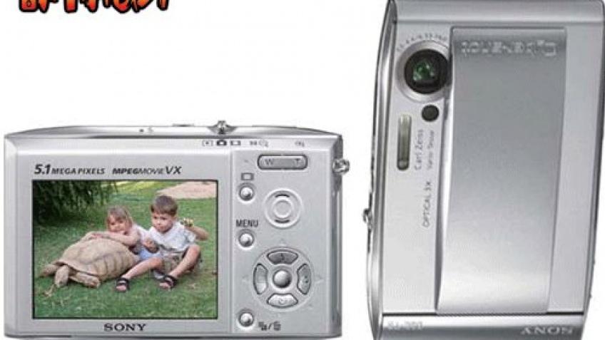 Sony отзывает фотокамеры